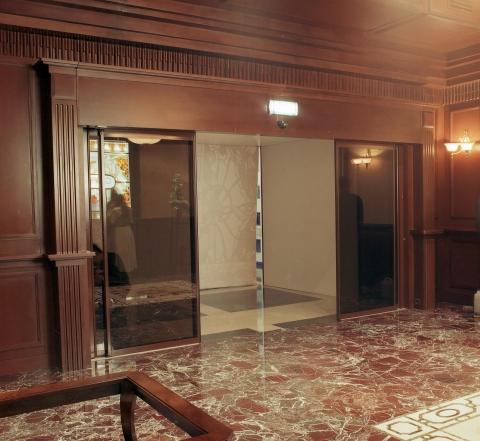 Кессонные потолки в классическом стиле