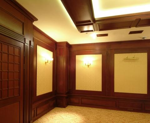 Декоративная отделка стеновых панелей