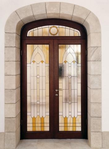 Входные двери на заказ по своим размерам