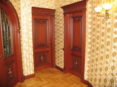 Нестандартные двери межкомнатные на заказ