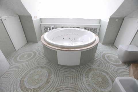 Мебель для ванных комнат на заказ москва