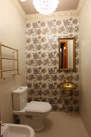 Мебель в ванную комнату на заказ фото