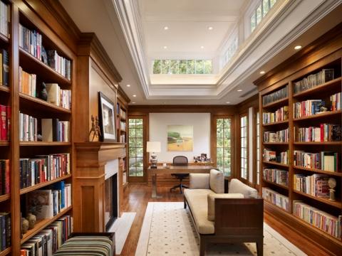 Библиотеки на заказ фото