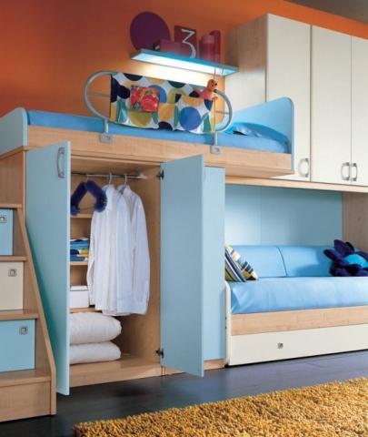 Мебель на заказ детская спальня