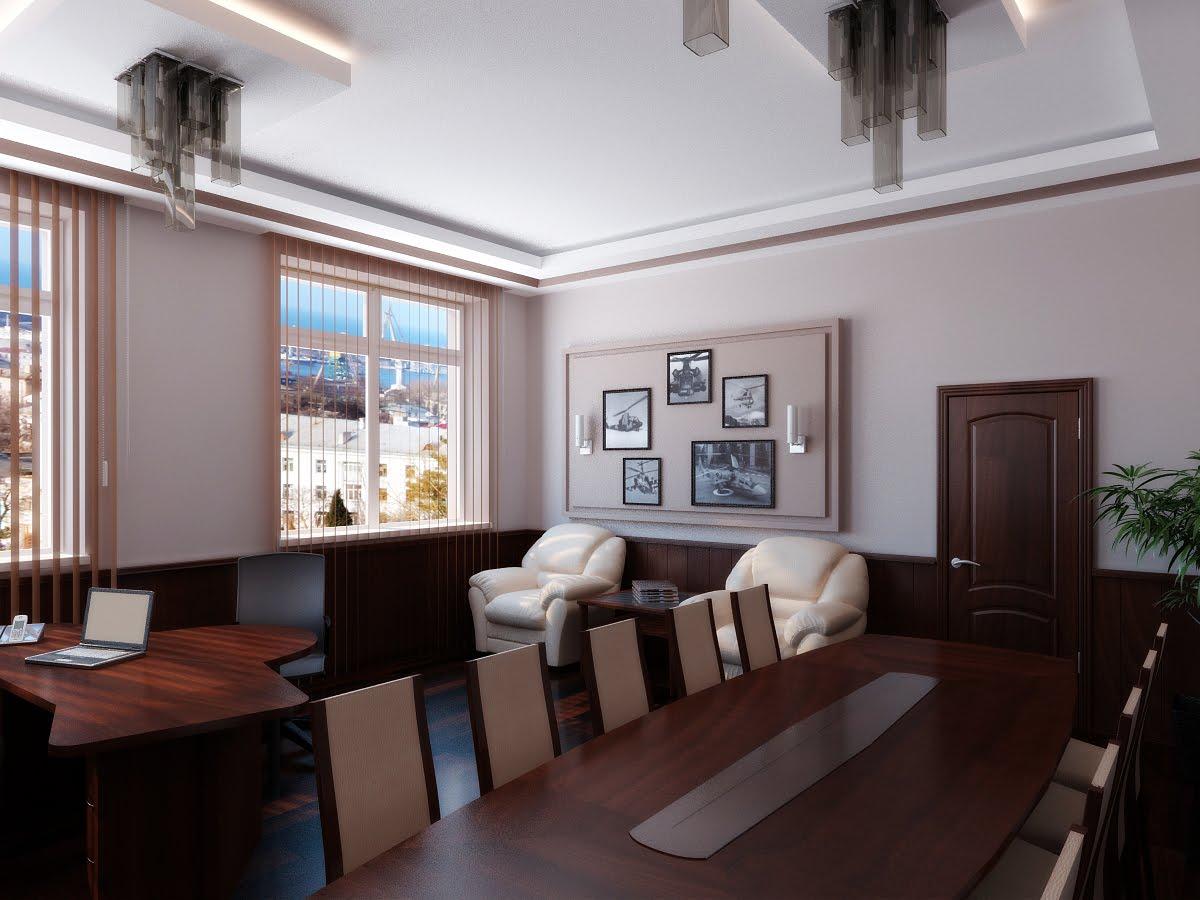 Дизайны кабинетов руководителя в классическом стиле особенности