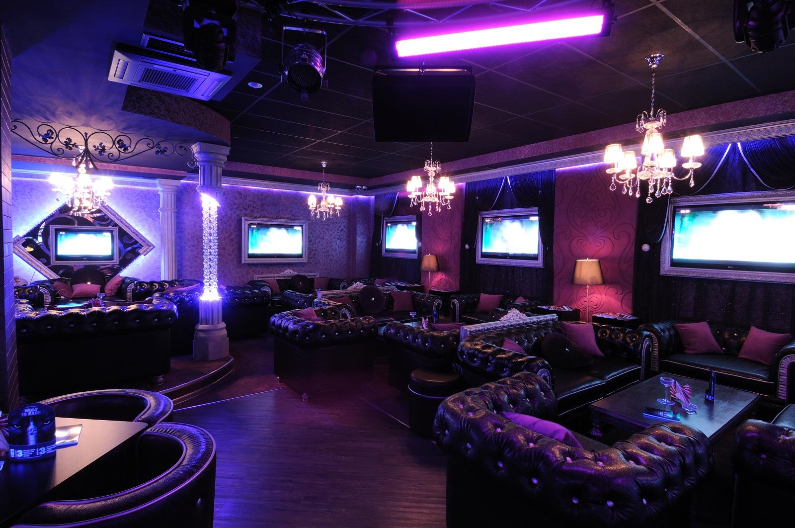 Дизайны ночных клубах