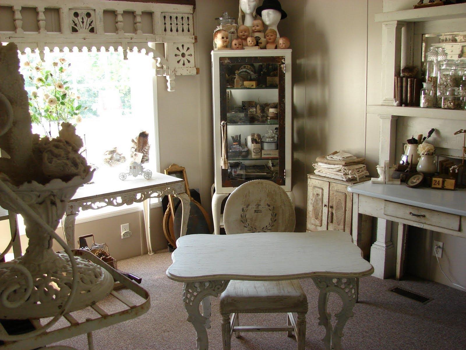 Винтажный стиль мебели