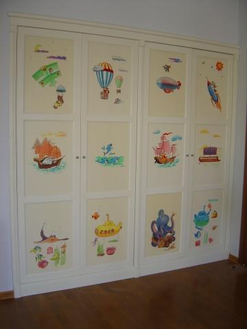 Детская мебель на заказ по размерам