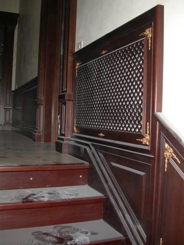 Декоративная стеновая отделочная панель