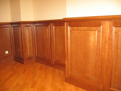 Декоративные деревянные стеновые панели