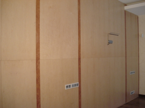 Декоративные стеновые панели в интерьере