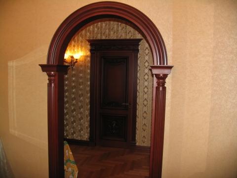 Дверные арки на заказ
