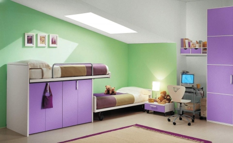 Изготовление детской мебели под заказ