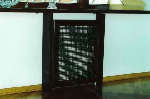 Экраны радиатора на заказ